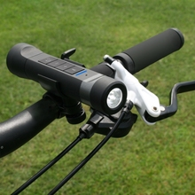 Portable Bluetooth Multi Bike Speaker,5 in1 LED Flashlight/Bluetooth Bycicle Speaker with Power bank,Hands free Mic bike speaker