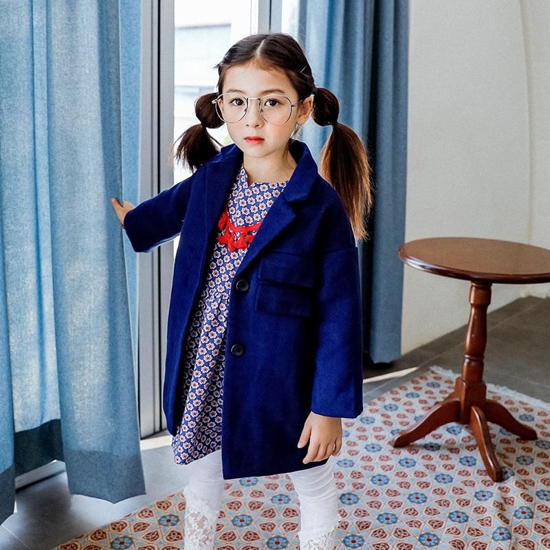 Baby Girls Clothes Children Winter Autumn long sleeve Warm Jacket &amp; Outwear Girls Fashion Outwear Baby Kids Girls Coat<br>