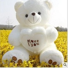45cm/70cm Lovely Teddy Bear Plush Toys Big Toys Stuffed Plush Animals Hold The Heart Bear