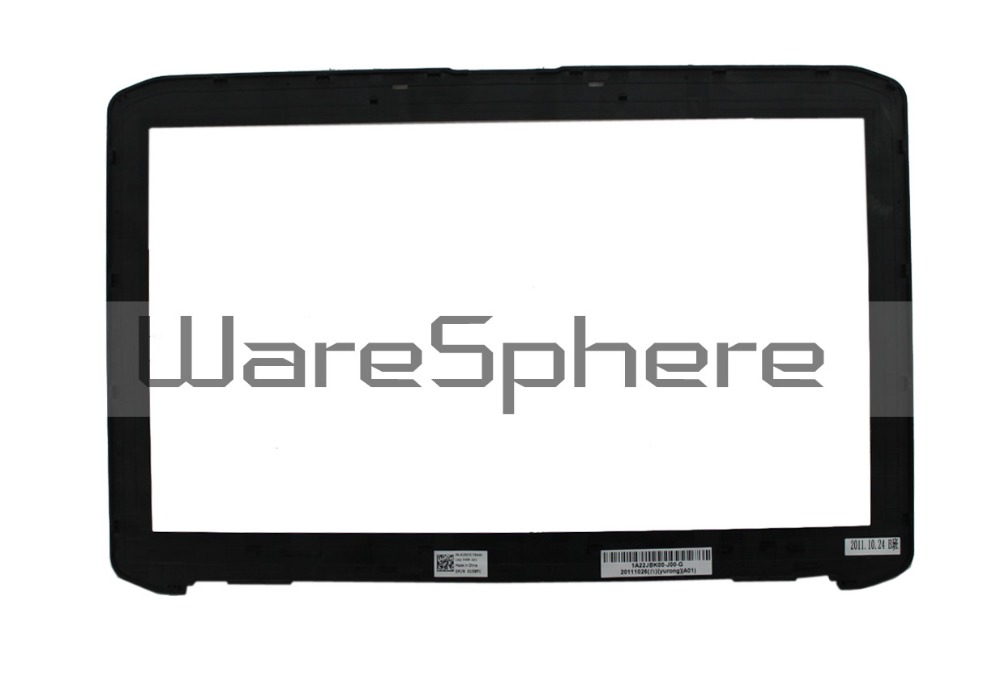 New LCD Front Bezel withouut Webcam for DELL Latitude E5520 15XYC Black<br><br>Aliexpress