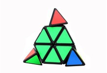 Hot 5x5x5 Puzzles Master of magic triangle competition Toy Twist Magic Square Cubo Puzzle toy gift