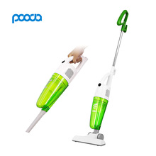 Pooda K8 Mini Handheld Vacuum Cleaner Powerful Home Rod Hand Upright Stick Vacuum Cleaner Portable Sweeper Household Cleaner(China)