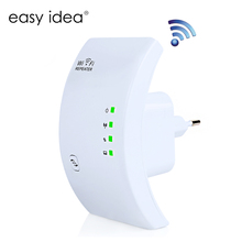 Wireless WiFi Repeater 300Mbps Mini WiFi Signal Amplifier Booster 2.4GHz WiFi Router Range Extender US/EU Plug 802.11N/B/G