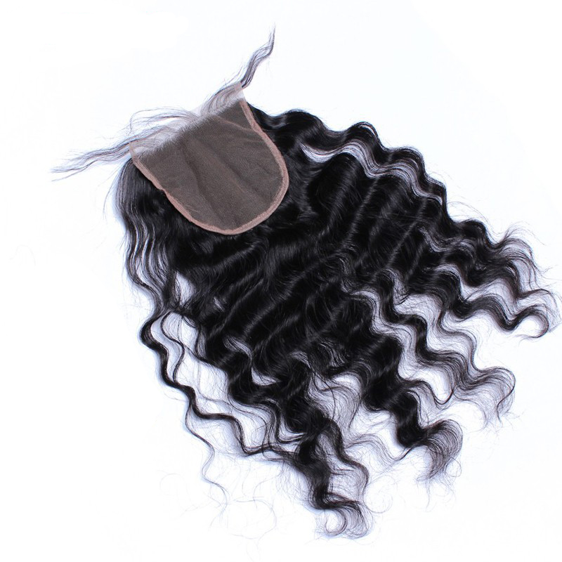 CARA-Lace-Closure-Brazilian-Loose-Wave-Hair-Free-Part-4x4-With-Baby-Hair-Bleached-Knots-Remy (2)