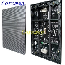 Coreman P2.5 full color LED module 1/32 scan outdoor full color led display waterproof p4 p5 p6 p7 p8 p10 smd rental led display