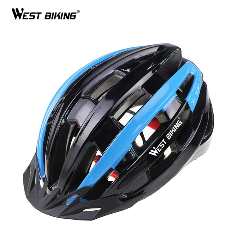 WEST BIKING Dual Use Cycling Helmet Ciclismo Unisex Upgrade Model Bicycle Mountain BMX Bike Helmets Free Size 28 Vents Holes<br><br>Aliexpress