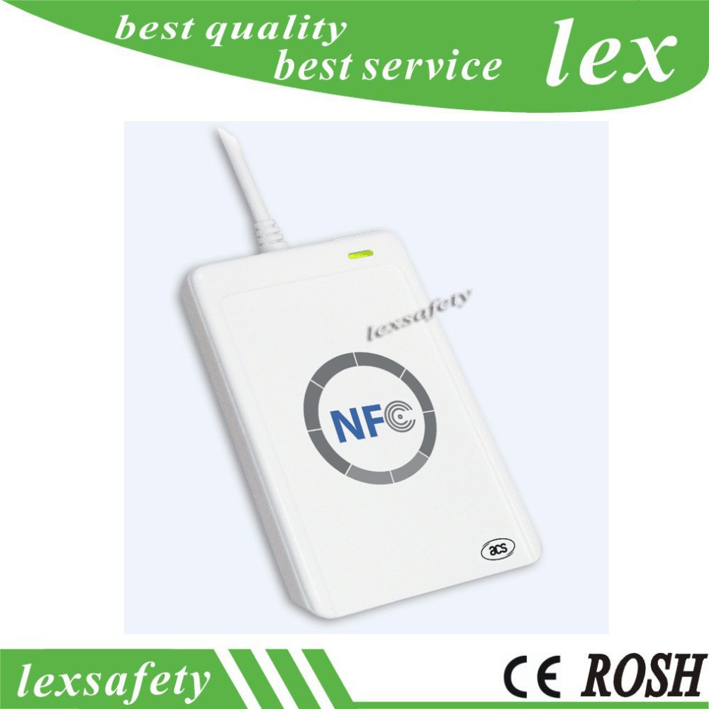 lexsafety 13.56mhz ACR122u USB cloners machine key decoder