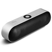 NBY-18 Mini Bluetooth Speaker Portable Wireless Speaker Sound System 3D Stereo Music Surround Support TF card,FM Funtion