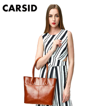 New 2017 Genuine Leather Women Bags Vintage Cowhide Handbags Female Shoulder Bags Brand Natural Skin Bags Imported Lady Tote