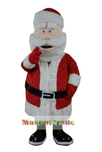 Hot Sale Santa Clause Mascot Costume Custom Mascot Made Party Outfits Carnival Costumes Christmas Dress(China)
