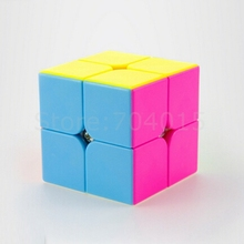 2x2x2 Domon Speed Twist Puzzle Magic Cube Game Classic Rubix Toy Game Kids