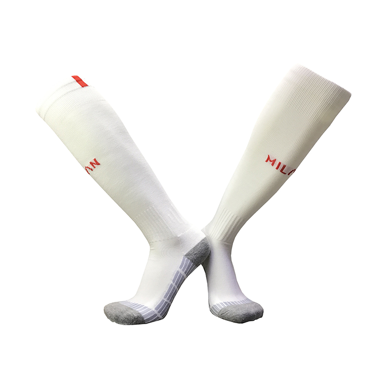 NO Logo National Team Germany Football Barreled Knees Slip Bottom Thick Stocking Spain Soccer Socks Compression Socks 16