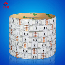 5M 60LEDs/m SMD 5050 Flexible LED Strip Light Waterproof IP65 Flex Tape 12V Red Green Blue Yellow White Pink Purple Orange RGB(China)
