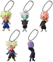 Dragon Ball SUPER Figure Gashapon UDM BURST 22 ~Vegito,Zamasu,Goku Black,Trunks,Hit~ Ultimate Deformed Mascot Toys 100%Original