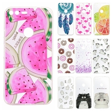 TPU Soft Case sFor Fundas HTC Google Pixel case For Google Pixel XL back case Coque Painted Silicone Phone Cases Cover