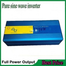 High frequency power inverter 3000W 3KW 3000Watt Pure Sine Wave DC 24V TO AC 220V Converter For Solar/wind/gas Sinus omvormer