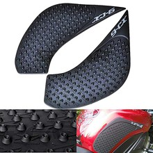 For Yamaha XJ-6 XJ6 2010 2011 2012 2013 2014 2015 2016 Protector Anti slip Tank Pad Sticker Gas Knee Grip Traction Side 3M Decal