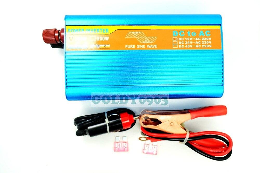 ure Sine Wave Inverter 300W EG8010 Control Chip + EGS002 Driver Board<br>