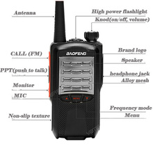 Walky Talky Professional 2015 Baofeng Bf-888s Plus Two-Way Radio Comunicador For Portable Long Range Walkie Talkie Baofeng 8W
