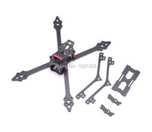 VX220 220mm upgrade VX210 Carbon Fiber Frame Quadcopter Mini Four Axis Multi FPV Racing Drone with 4mm thickness arm For QAV-X