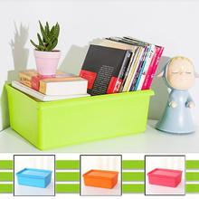 W193 Colorful children's toys multi-functional storage box under the bed covered in numbers