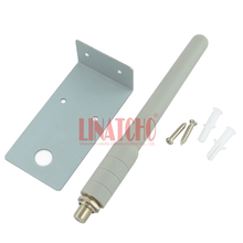 indoor omni whip antenna,GSM 800- 900MHZ Mobile Phone Signal repeater booster antenna F female connector(China)
