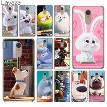 Lavaza The Secret Life of Pets Hard Case for Xiaomi Mi 6 5 5s mi6 mi5 mi5s Plus Redmi 3 3S 4 Pro 4 Prime 4A Note 2 3 Pro 4 4X