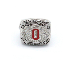Newest Design 2002 The Ohio State University Buckeyes National Championship University NCAA Football Ring Replica Size 11