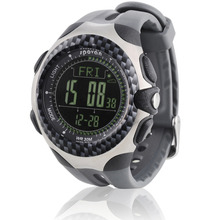 Spovan Digital Watches Compass Altimeter Barometer Pacer Waterproof  Chronograph auto LED Display shock resistant Sport watch