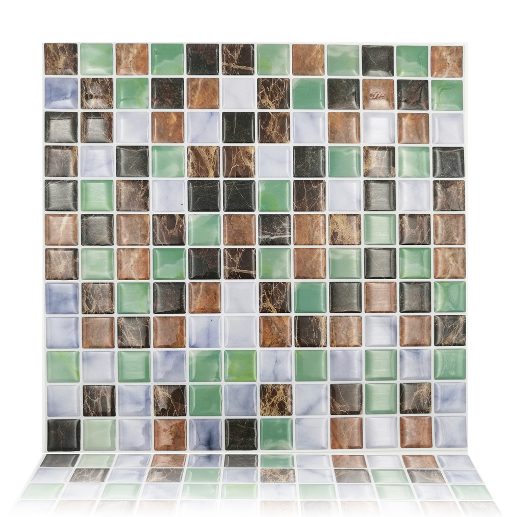 Backsplash tile kits