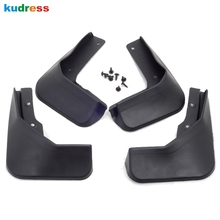 For Volkswagen VW Jetta 6 Mk6 2015 2016 mud flaps splash guards cover fender Mudflap 4pcs auto parts