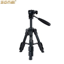 New Zomei Q100 Mini Tripod Monopod Travel Camera Accessories Photography Portable Aluminum Tripod For digital SLR DSLR cameras