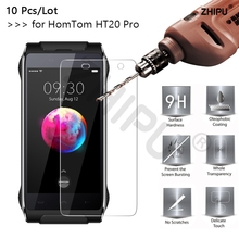 Buy 10 Pcs/Lot 2.5D 0.26mm Premium Tempered Glass Homtom HT20 Pro 4.7 inch Screen Protector Toughened protective film for $9.55 in AliExpress store