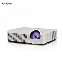 Short throw projection Daylight 3500ANSI USB HDMI Support 1080p full HD multimedia 3D DLP Projector Proyector beamer