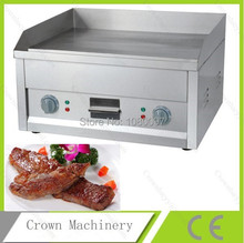 Non Stick Electric flat griddle(China)