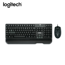 Logitech G100S Wired Mouse and Keyboard Combo Gaming Laptop PC Gamer Waterproof Ergonomics Computer Games Keyboard Mouse Set