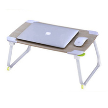 Folding Computer Desk Multifunctional Light Foldable Table Dormitory Bed Notebook Small Desk Picnic Table Laptop Bed Tray(China)