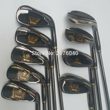 Golf MARUMAN MAJESTY Golf Clubs set 4-9P.A.S Golf irons clubs Graphite Golf shaft R or stiff flex irons clubs Free shipping