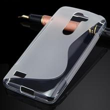 Buy S LINE Anti Skiding Gel TPU Slim Soft Case Back Cover LG Optimus L Bello D331 D335 D337 Cell Phone Rubber Silicone Bags for $1.50 in AliExpress store