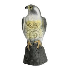 Flying Bird sparrow Hawk For Pigeon Hunting Decoy Garden Plant Scarer Pest Control garden decoration Hunting Shootingd decoys(China)