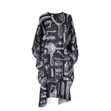 Pro Salon Barbers Hairstylist Hairdressing Coloring Hair Cutting Gown Cloth Cape(China)