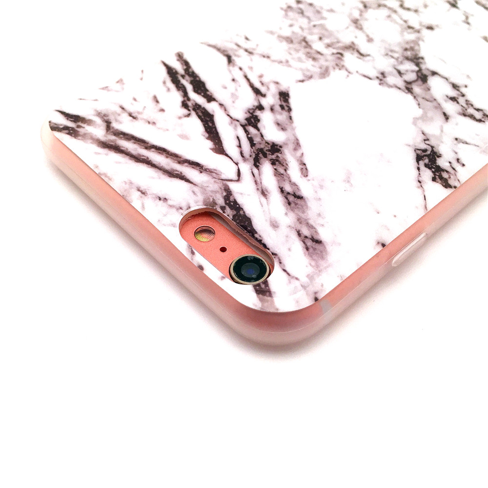 Siago IMD Marble Stone Rock Case For iPhone 6 Case iPhone 7 Colorful Soft Silicone Granite Cover Back For iPhone 6 7 Fundas Capa(China (Mainland))