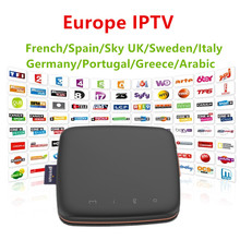 IPTV Ipremium Migo Android UK Portugal Germany Spain 4K HD IPTV Subscription Account Smart Set Top Box Best than IUDTV