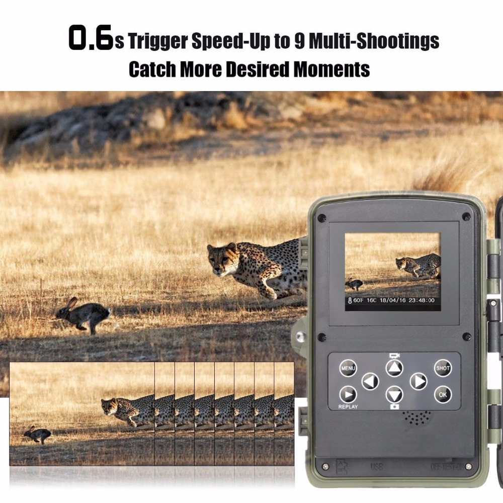 Wild camera for outdoor hunting (10)