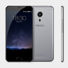 "Original Meizu PRO 5 4G FDD LTE Mobile Phone Global Firmware Exynos 7420 5.7"" Screen 1080P Octa Core 21.0MP 3+32GB  Black  Phone"