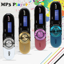 Hot Sale LCD MP3 Player USB Screen Flash Drive Support 32GB TF Card Slot MP3 Music Player FM Radio Walkman lettore mp3(China)