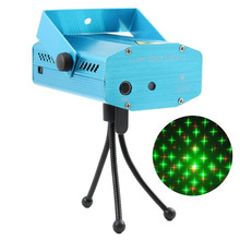 EinCar Indispensable to Life Blue LED R&G Laser Projector Stage Lighting Adjustment DJ Disco Party Club Sound Music Active