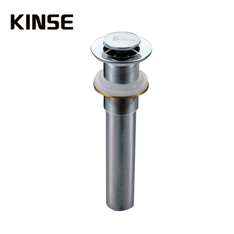 Modern Design 2 PCS Bathroom Sink Drain Strainer Faucet Accessory Kitchen Sink  Brass Chrome Strainers<br>