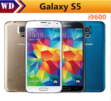 Unlocked Original Samsung Galaxy S5 I9600 G900F G900i G900A G900P Cell Phone 16MP Quad-core GPS WIFI Refurbished Smartphone