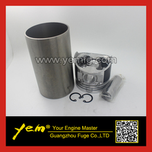 New 3TNV76 Engine Parts Liner Kit; Cylinder Piston With Pin Pistonr Ring & Cylinder Liner For Yanmar Diesel Engine(China)